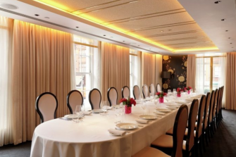 Maze Restaurant Mayfair Private Dining Room Image
