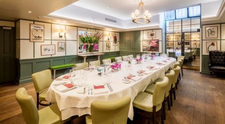 1 Lombard Street - The Botanical Room - Private Dining Image3