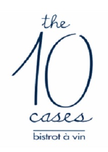 The 10 Cases logo