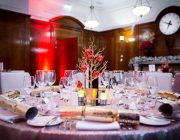 30 Euston Square Private Dining Room Christmas Image