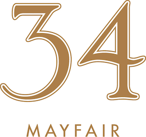 The Emin Room at 34 Mayfair logo