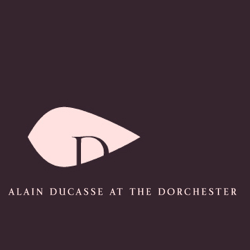 Alain Ducasse at The Dorchester logo