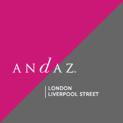 Andaz London Liverpool Street logo