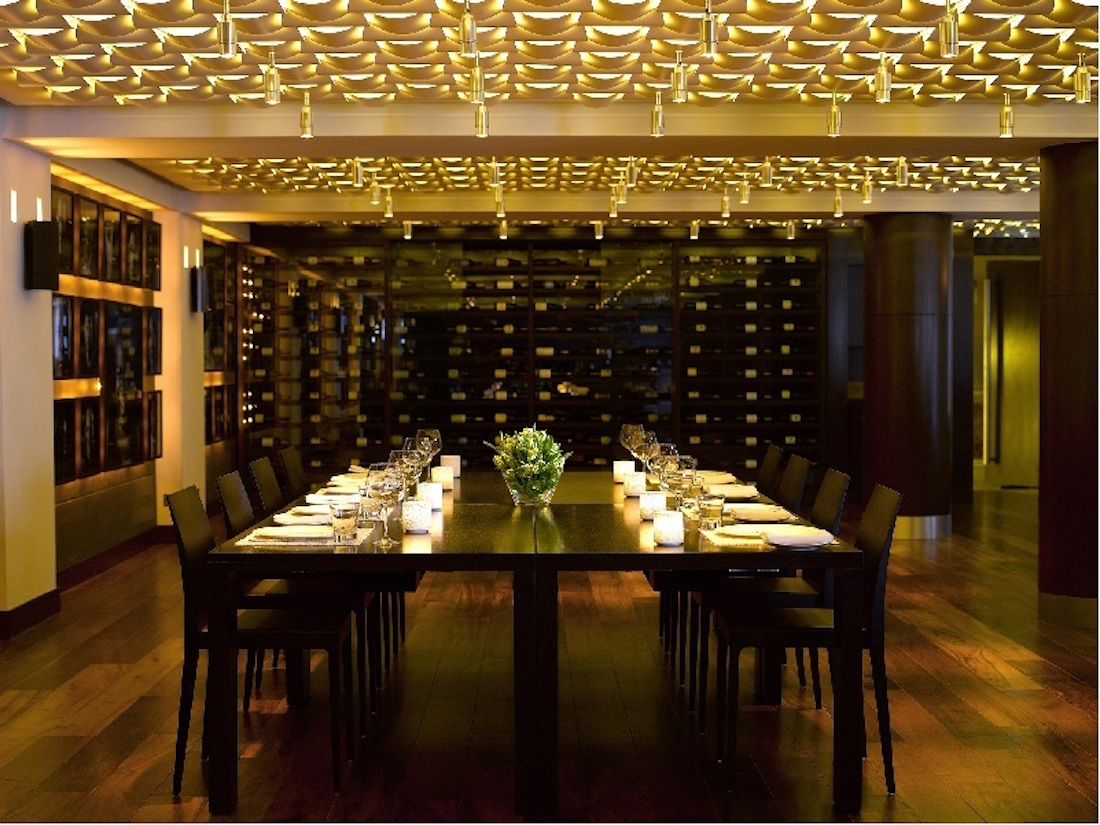 The Studio, Private Dining Room at Andaz - 40 Liverpool Street, London, EC2M 7QN