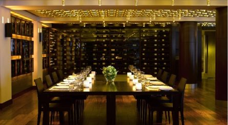 Andaz London - Modern British & Japanese private dining in Liverpool Street