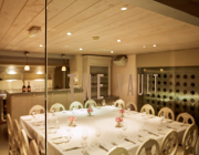 Aubaine Heddon Street Private Dining Room Image1