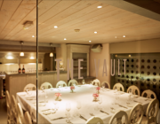 Aubaine Heddon Street Private Dining Room Image3