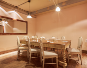 Aubaine Kensington Private Dining Room Image 1