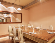 Aubaine Kensington Private Dining Room Image3