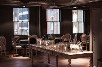 Aubaine Marylebone Private Dining Rooms