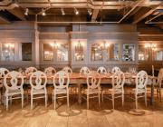 Aubaine Marylebone Restaurant Image2 Long Table