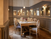 Aubaine Mayfair Private Dining Room Image2