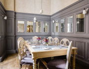 Aubaine Mayfair Private Dining Room Image4
