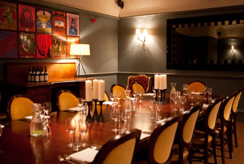 Best private dining rooms in the west end part 1 hot hotels for Best private dining rooms uk