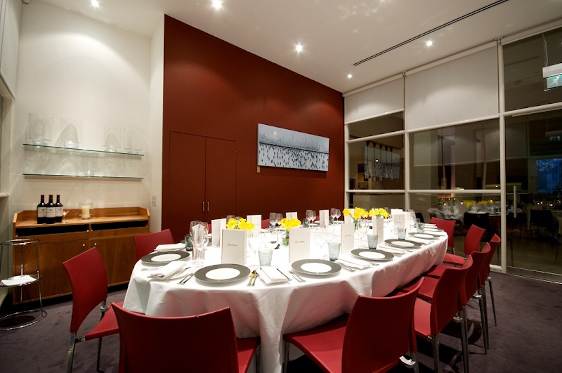 Avenue Private Dining Rooms in St James
