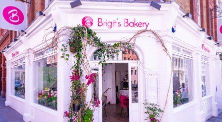 B Bakery Covent Garden External Image 1 445x245