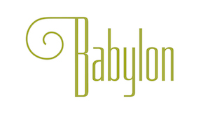 Babylon Restaurant at The Roof Gardens – Kensington logo