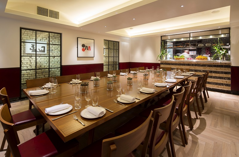 Marvellous private dining room covent garden images best for Best private dining rooms uk