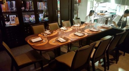 Benares Chefs Table New Image 1