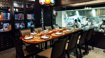 Benares Private Dining Room Image The Chefs Table 1 1 445x245