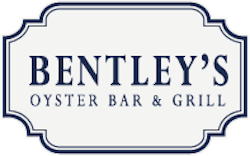 Bentley's Restaurant, Piccadilly. logo