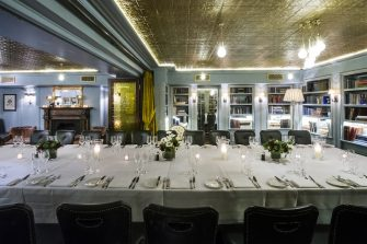 Bentleys Private Dining Room Image 1