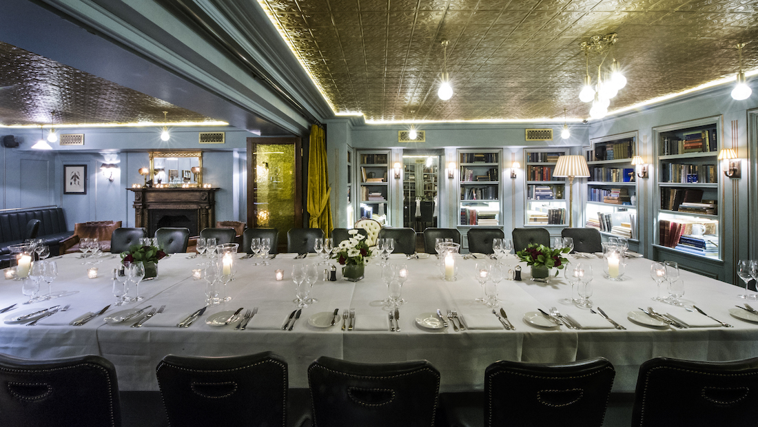 Bentley S Oyster Bar Amp Grill Review Private Dining Rooms