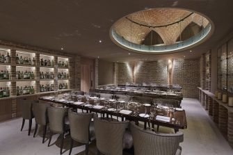 Berry Bros Rudd Private Dining Rooms