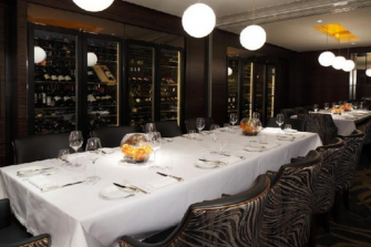 Blue Boar Privte Dining Rooms