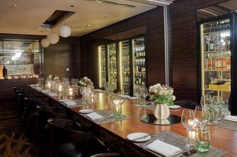 Blue Boar Restaurant Private Dining Room Image Set Table 1 335x223
