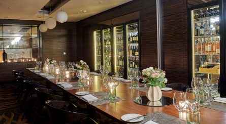 Blue Boar Restaurant Private Dining Room Image Set Table 1 445x245