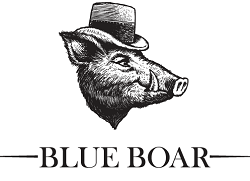 Blue Boar Restaurant logo