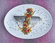 Bluebird Restaurant Food Image Seabass