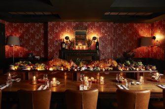 Bocca di Lupo Private Dining Room in Soho