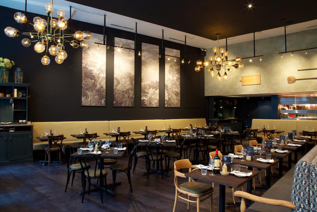 Threadneedle Street Restaurants