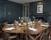 Brasserie Blanc Charlotte Street   NEW IMAGE   Private Dining Room.