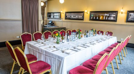Browns Courtomms Private Dining Room Image The Judges Chamber Boardroom Set Table2 445x245