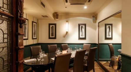 Browns Mayfair Private Dining Image