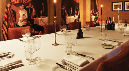 Cambridge Private Dining 1