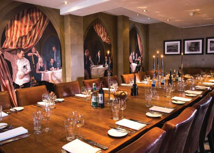 Nice Cambridge Private Dining 2