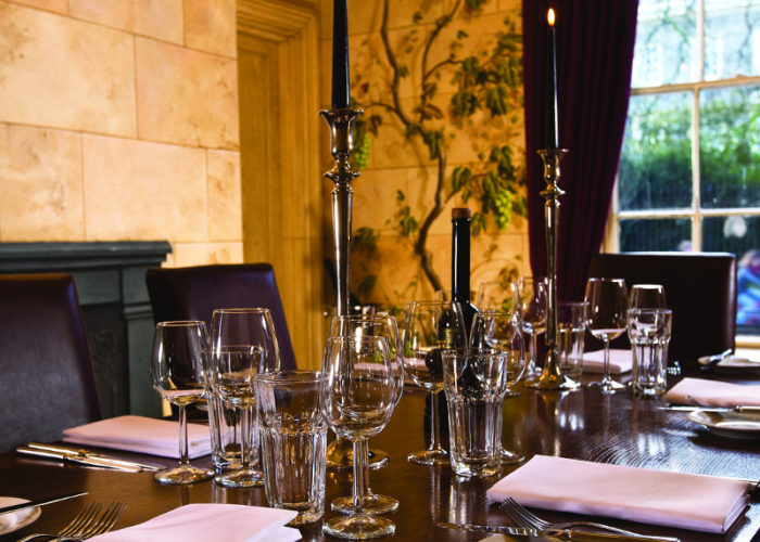 Luxury Private Dining Rooms At Hotel Du Vin & Bistro - Cambridge