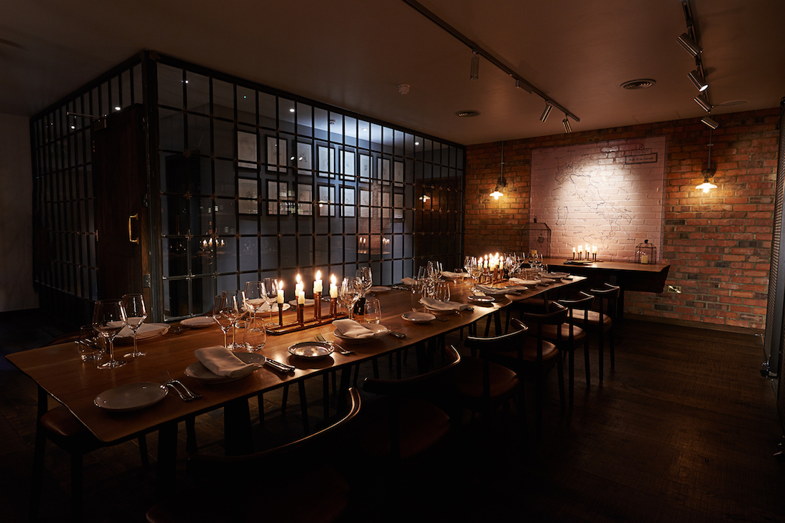 The best city of london private dining rooms for work for Best private dining rooms uk