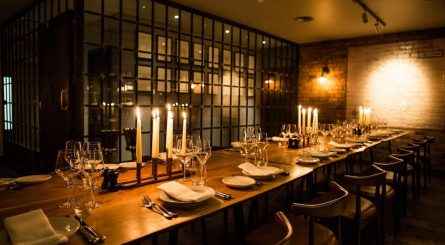 Canto Corvino Private Dining Room Image2 445x245