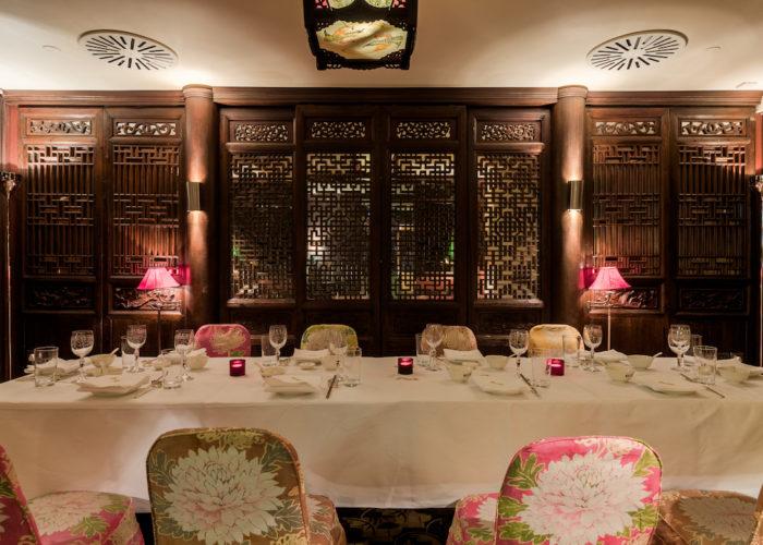 Dorchester Hotel Chinese Restaurant