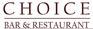 Choice Bar & Restaurant logo
