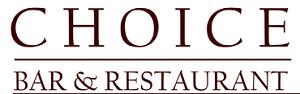 Choice Bar & Restaurant logo
