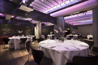 Churchill War Rooms Private Dining Room Image The Harmsworth Room 1