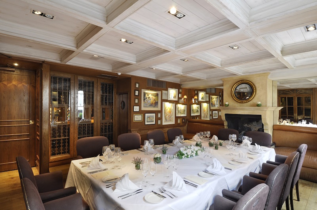 Rooms Review: Private Dining Rooms