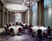 Corinthia Hotel London   The Courtroom dinner