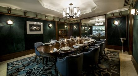 Corrigans Mayfair Private Dining Room Image Chefs Table 1 445x245